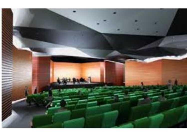 huff Concert Hall