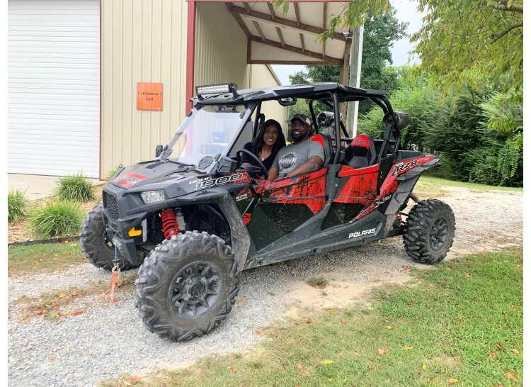 SVR-Outdoor Recreation ATV