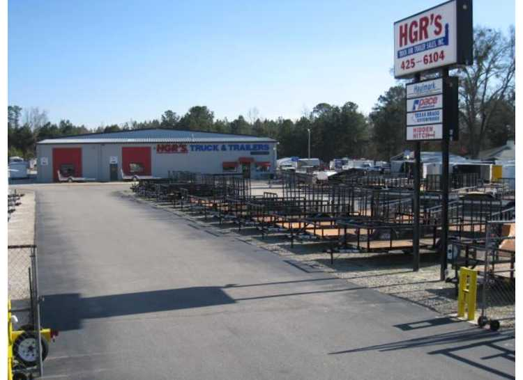 HGR Truck and Trailer