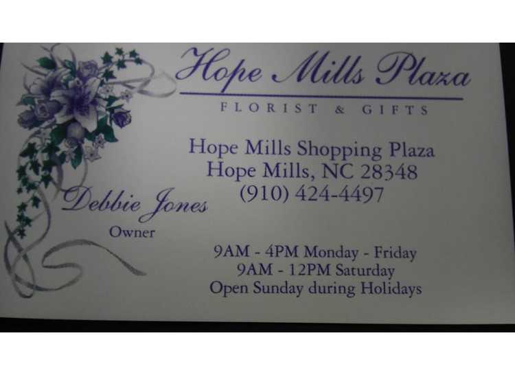 Hope Mills Plaza