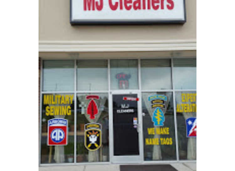 MJ Cleaners