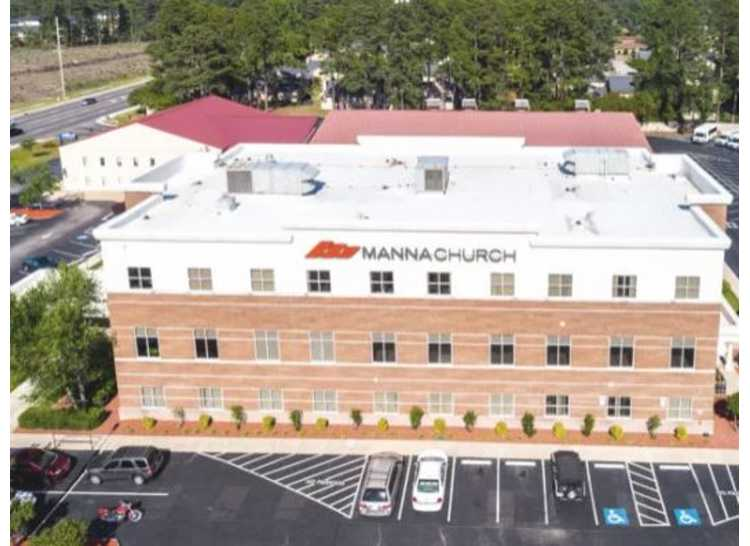 Manna Church - Cliffdale