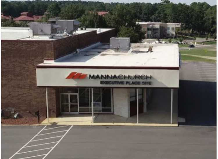 Manna Church Executive Place