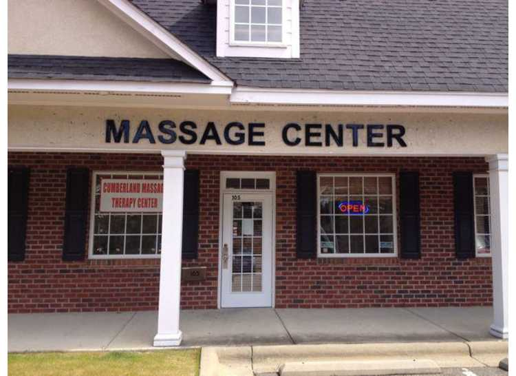 Massage Center Front