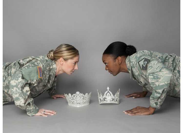 Ms. Veteran America Pageant