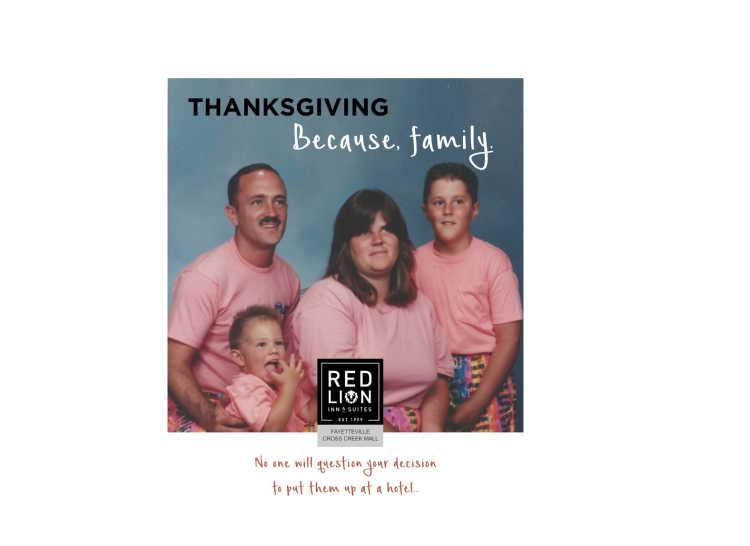 Red Lion Thanksgiving Coupon