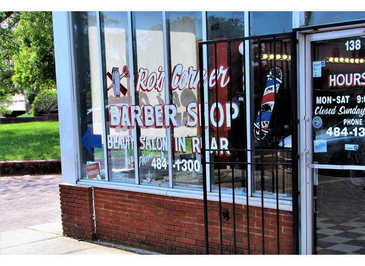 Ro's Corner Barber Shop