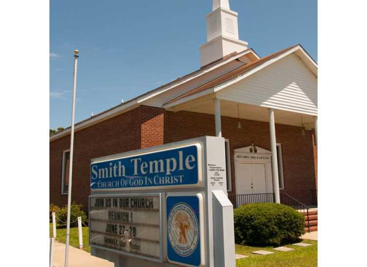 Smith Temple Church of God
