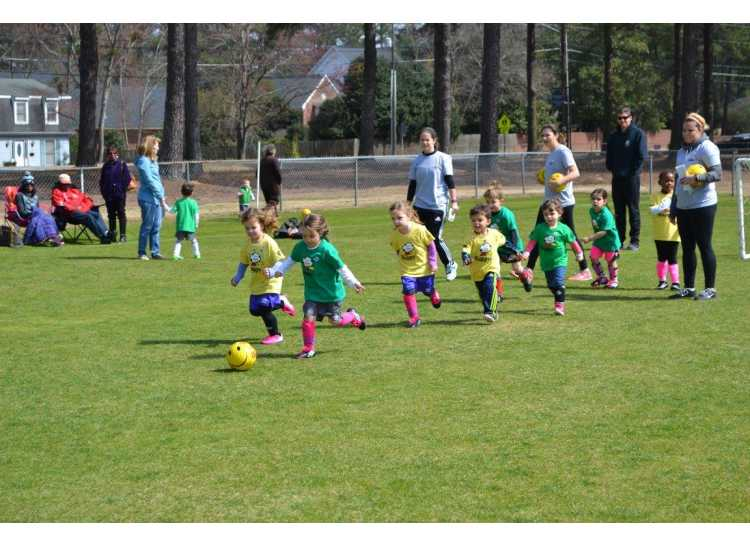 Sandhills Happy Feet Soccer
