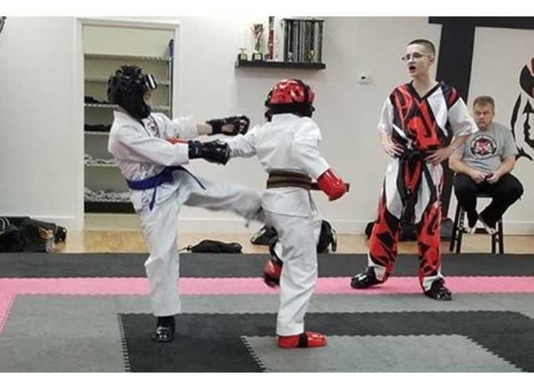 Team Tiger Karate Club