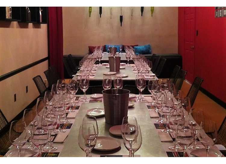 Wine Cafe Meeting Space