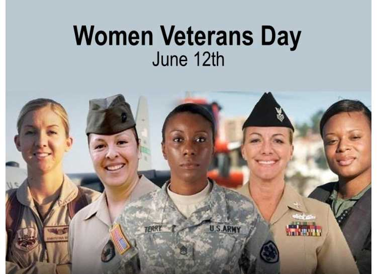 Womens Veterans Day