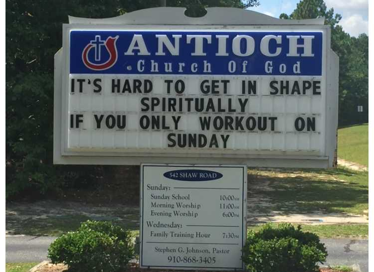Antioch Church of God