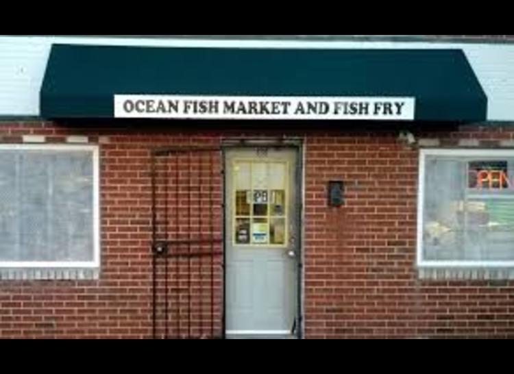 Ocean Fish Market and Fish Fry