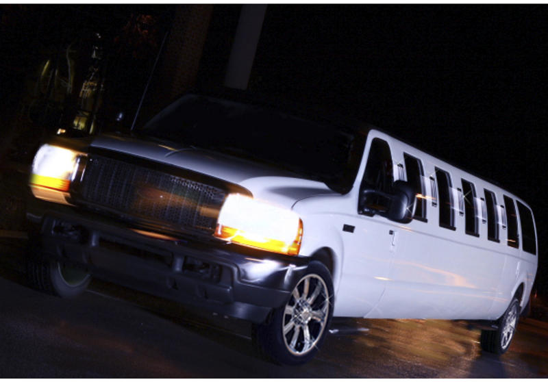 22 Passenger Ford Excursion