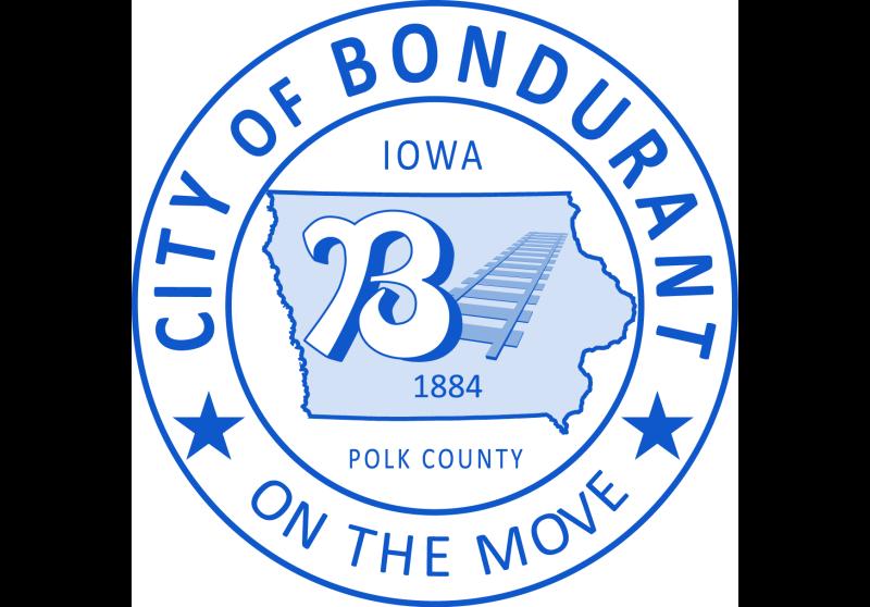 City of Bondurant Logo