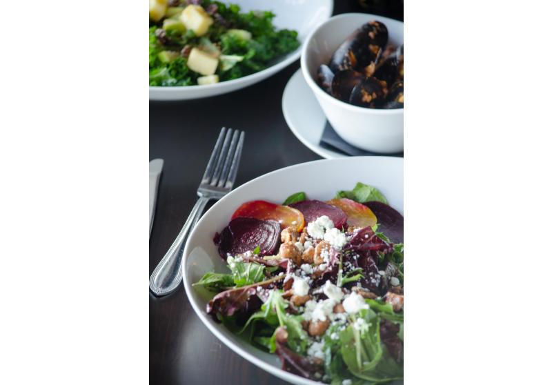 Table 128 Beet Salad