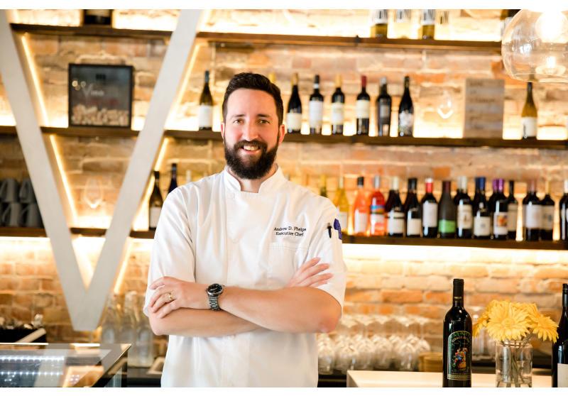 Executive Chef, Andrew Phelps