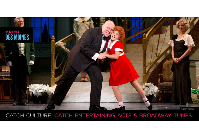 Des Moines Performing Arts - Annie
