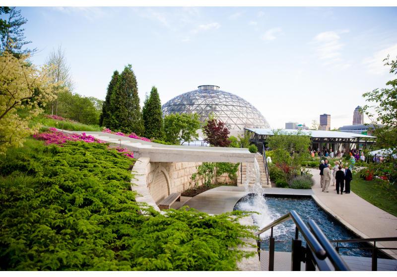 Hillside and Koehn Garden
