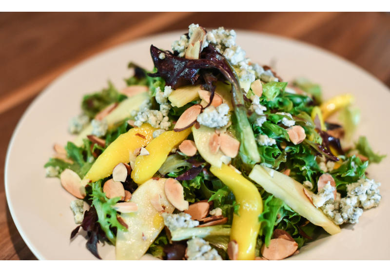 Gilroy's salad