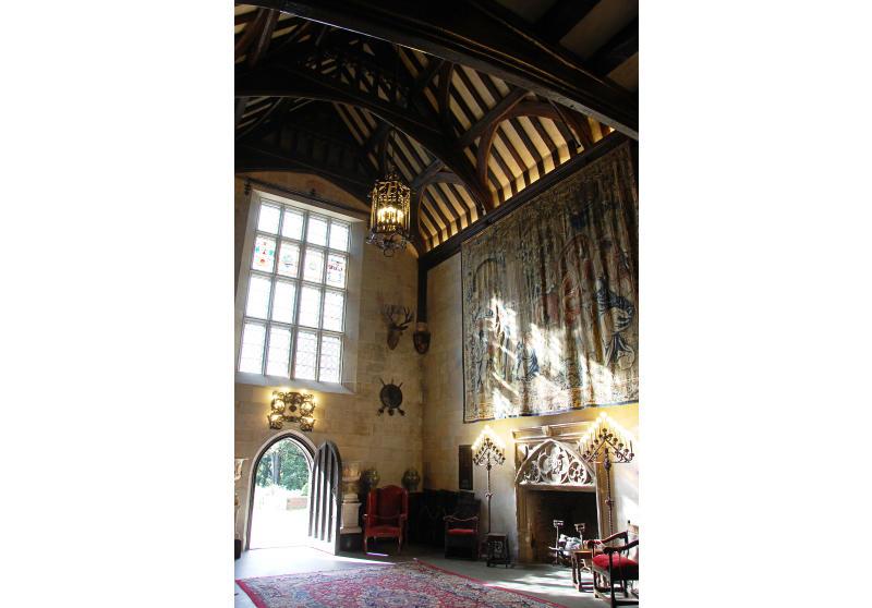 Interior Great Hall Photo