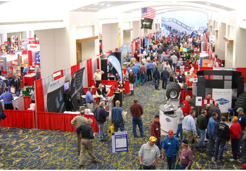 Iowa Power Farming 2012
