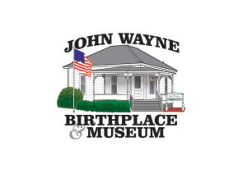 John Wayne Museum logo