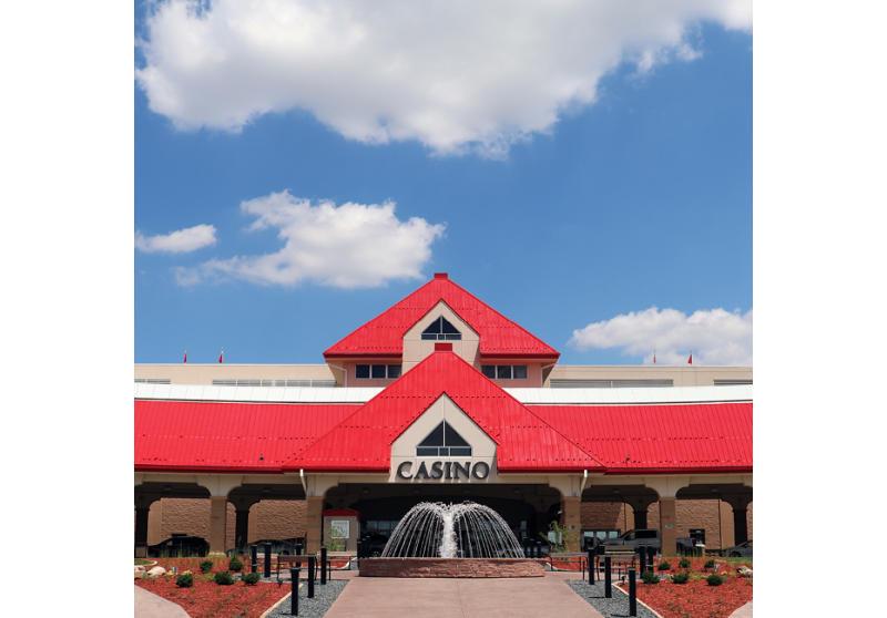 Casino Main Entrance