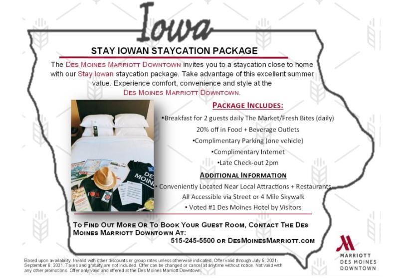 Stay Iowan June 2021