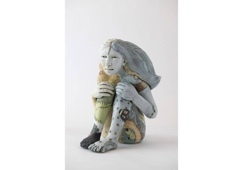 Sculpture by Linda Lewis