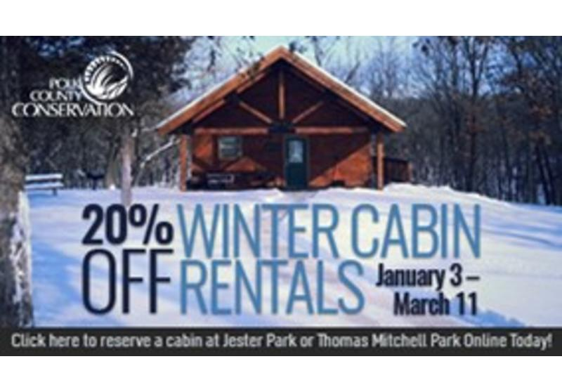 Cabin Coupon