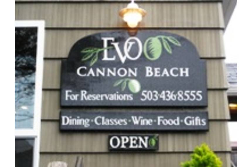 EVOO Cannon Beach Cooking School