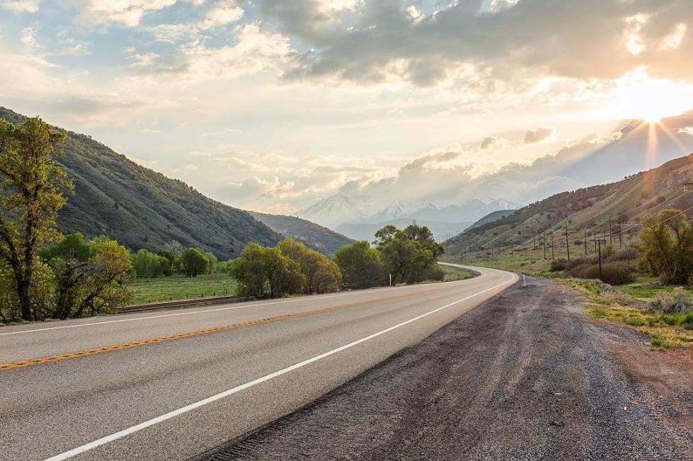 5000feet Spanish Fork Canyon