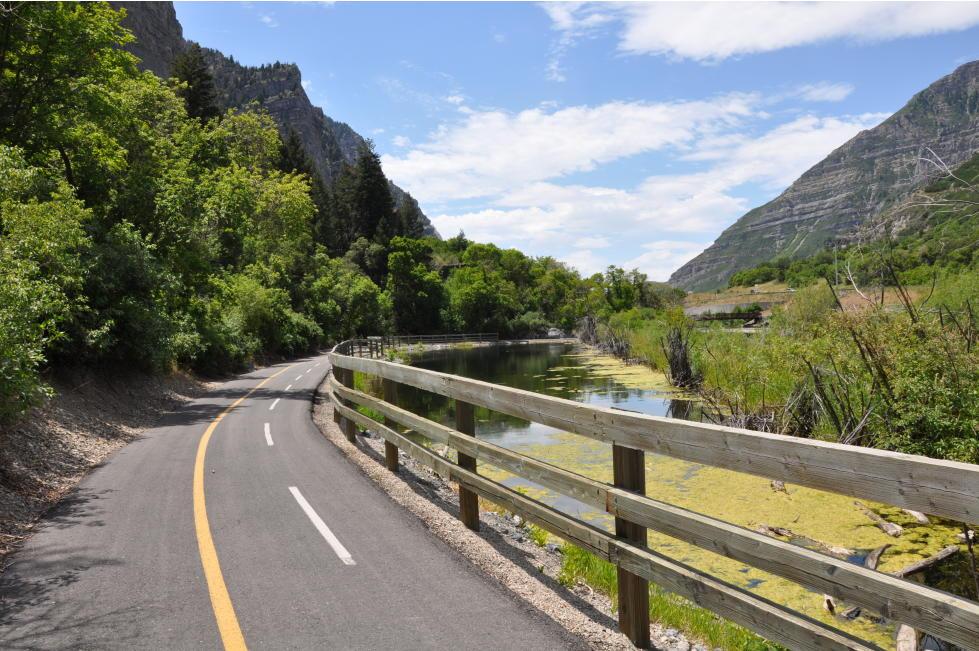 Provo River Trail