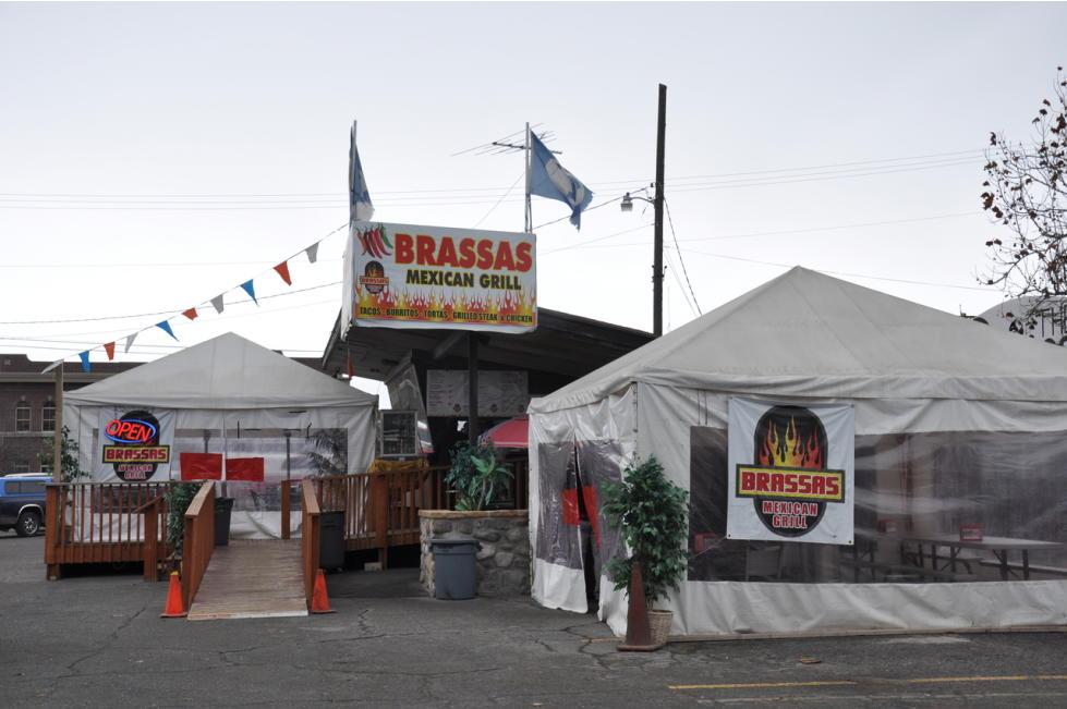 Brassas Store Front