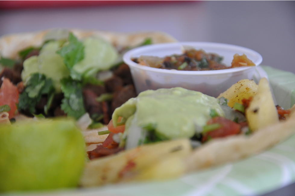 Mexican Food from Brassas