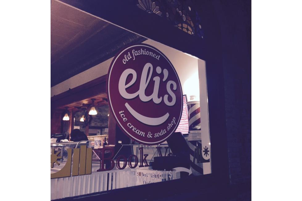 Eli's Soda Shop