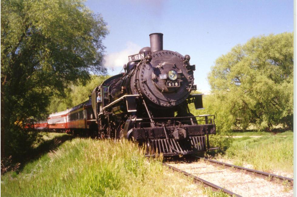 Engine 618