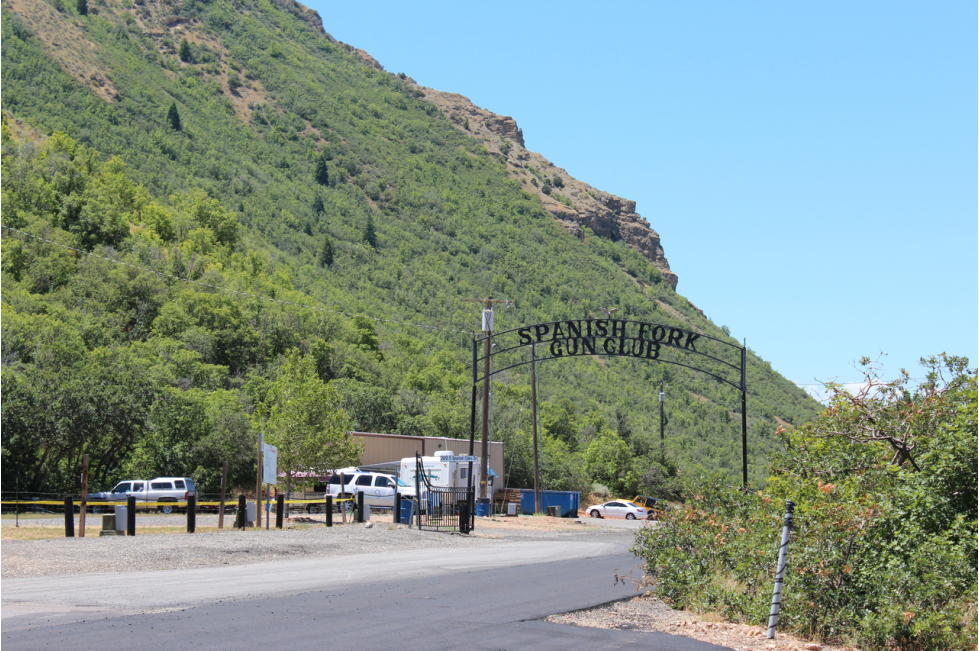 Gun Club Driveway