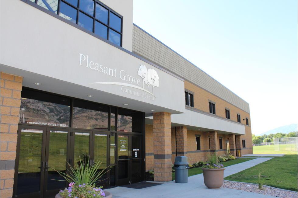 Pleasant Grove Community Center