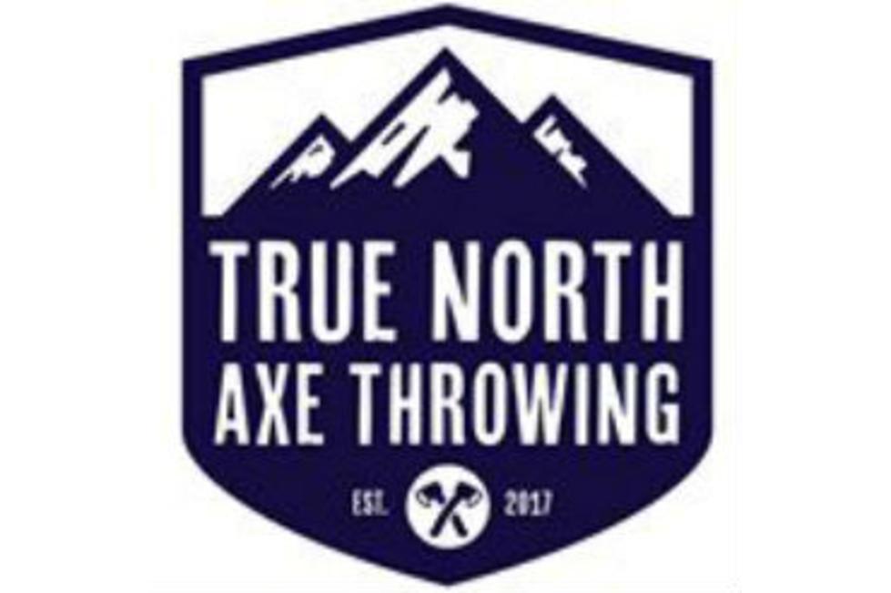 True North Axe Throwing Logo