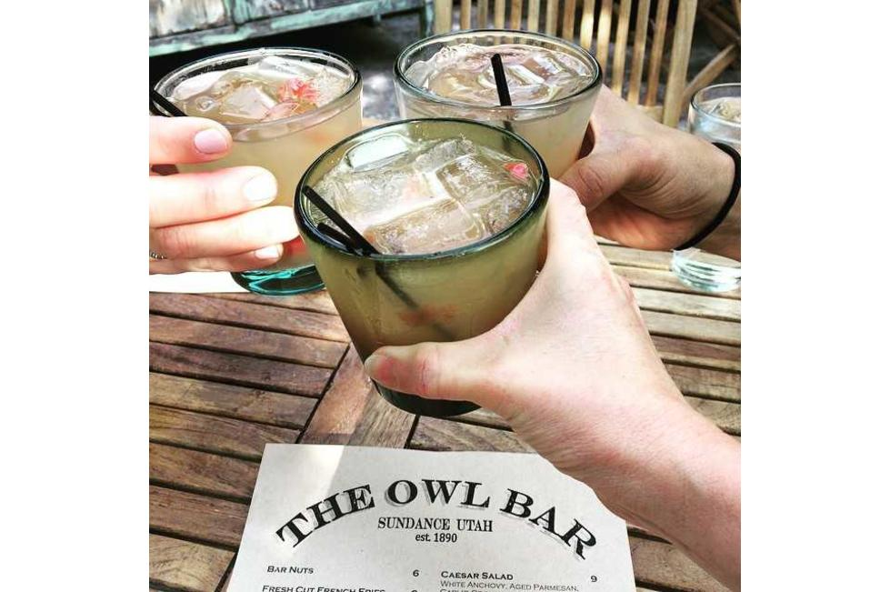 The Sundance  Resort Owl Bar