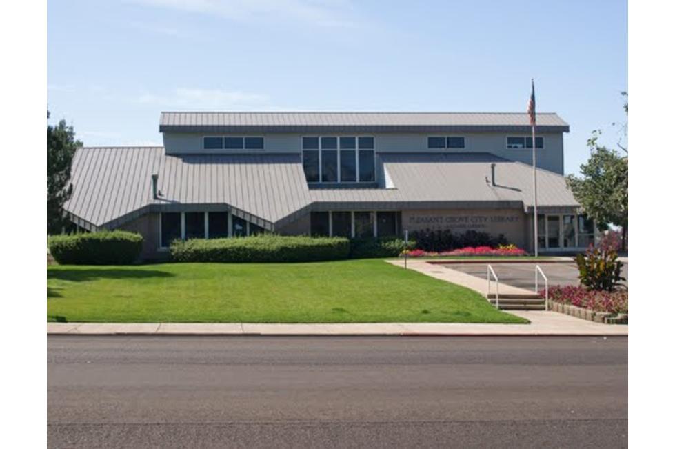 Pleasant Grove Library