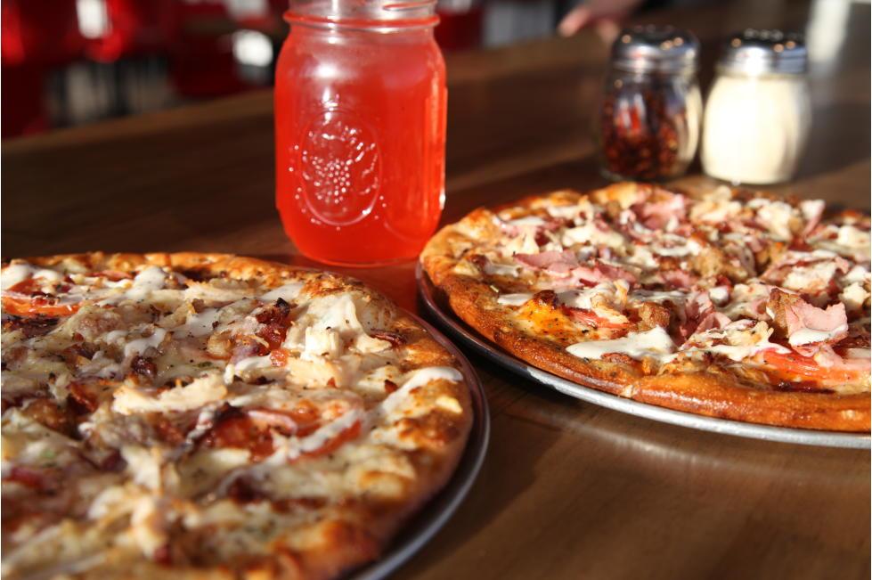 Pizza Studio Lobby
