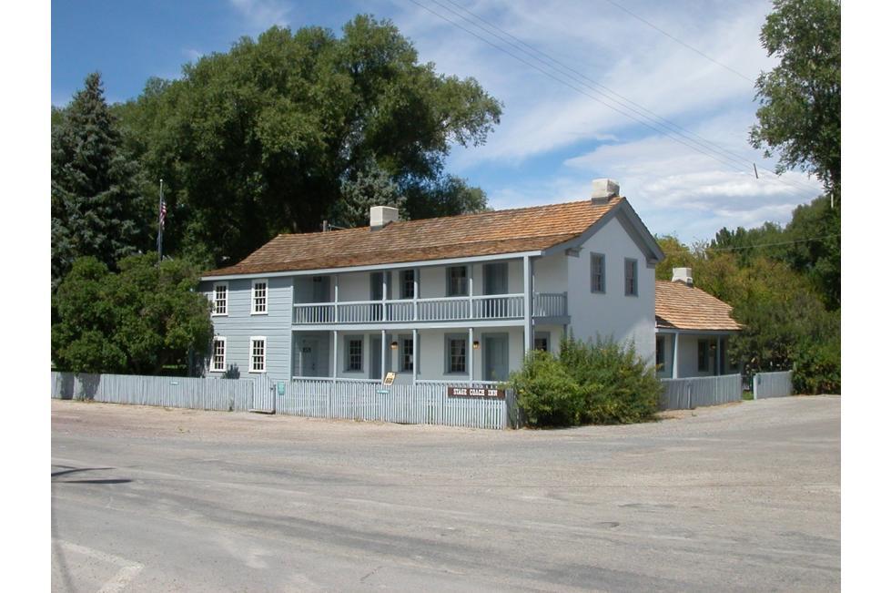 Camp Floyd - Stagecoach Inn