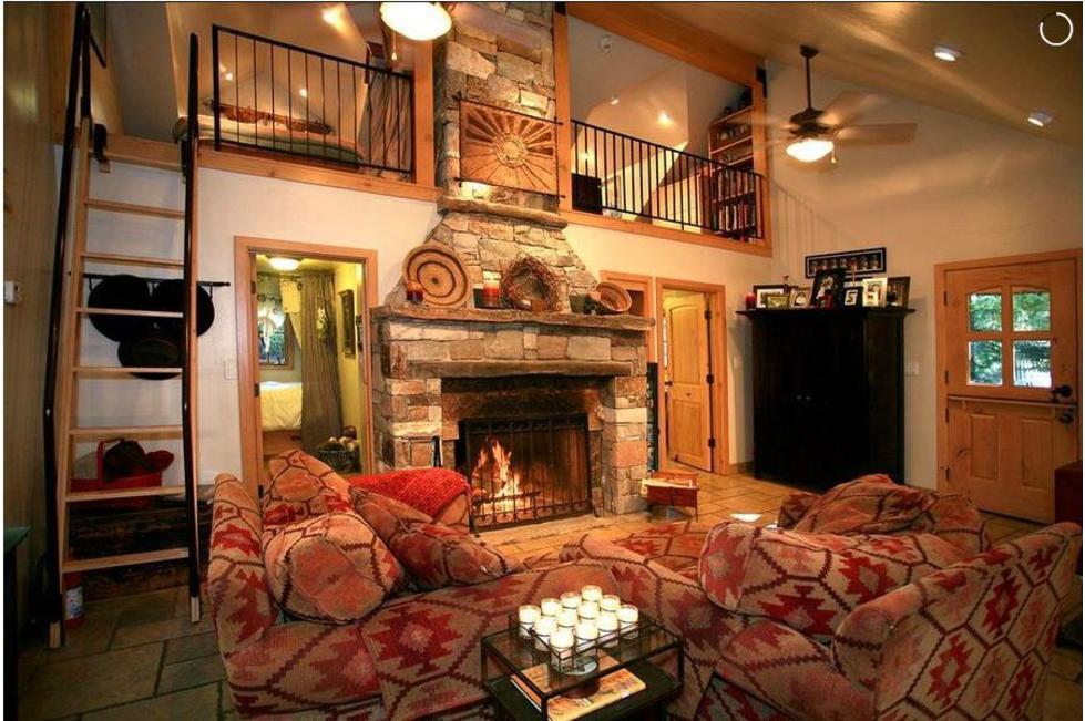 Stewart Mountain Cabin 2