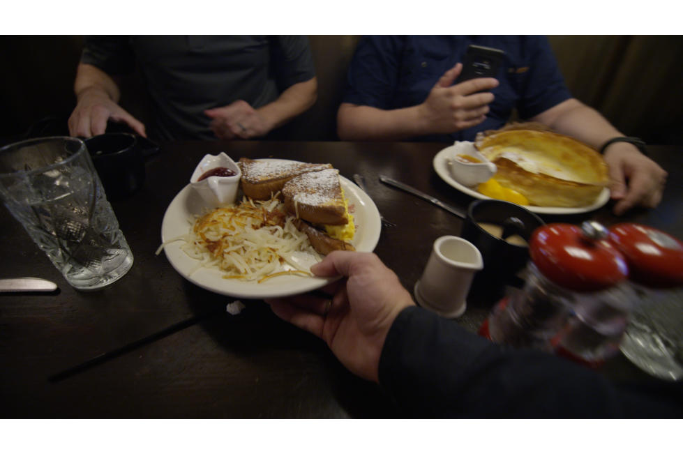 TRUreligion Pancake & Steakhouse