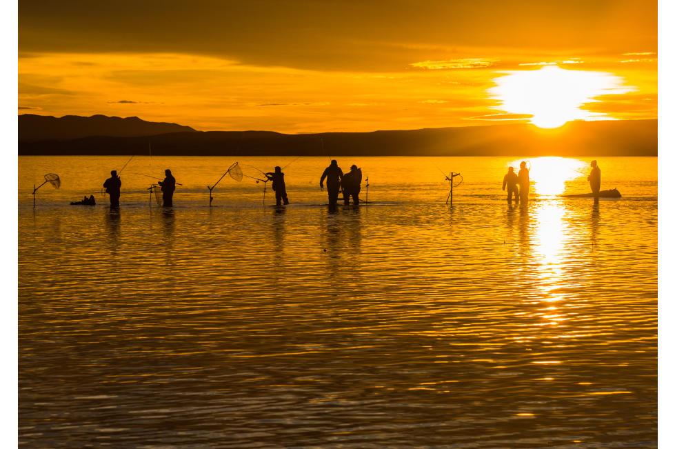 Utah Lake Fishing