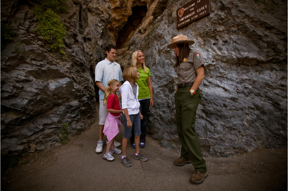Timp Cave Ranger